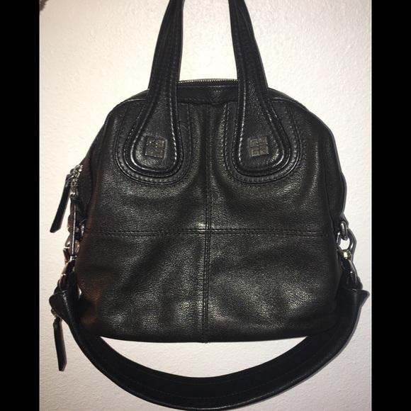 Givenchy Handbags - GIVENCHY Nightingale Satchel Small fc9dcfee0cd51
